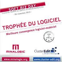 Soft Biz Day Award - Trophée du logiciel - Xyalis